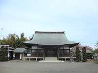 長栄寺本堂