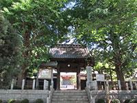 長源寺山門