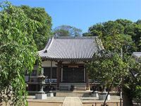 長源寺本堂