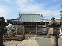 瑞岩寺本堂