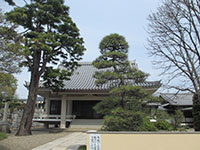 藥王寺本堂