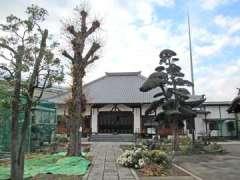 妙巖寺本堂