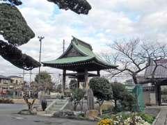 妙巖寺鐘楼