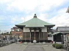 徳祥寺本堂