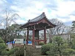 妙顕寺鐘楼