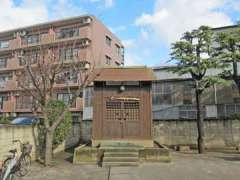 喜沢神明神社