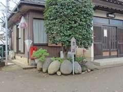 上戸田氷川神社力石