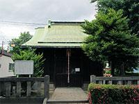 蕨春日神社