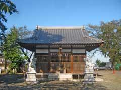用土諏訪神社