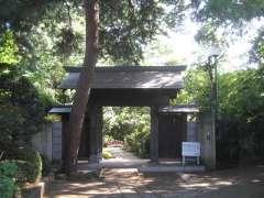 西福寺仁王門