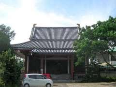 医王寺本堂