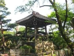 豪徳寺鐘楼