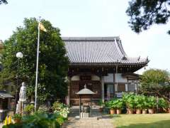 知行院本堂