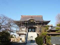 福昌寺本堂