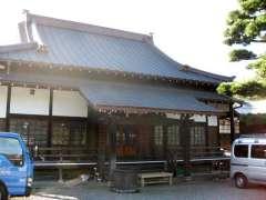 浄因寺本堂