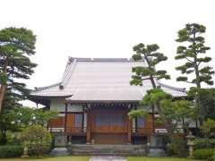 妙高寺本堂