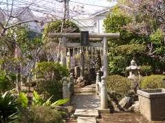 妙法寺稲荷堂