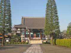 大音寺本堂