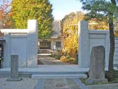 円光院山門