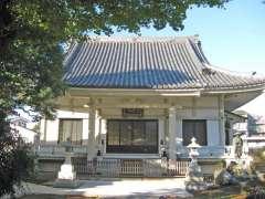 円光院本堂