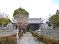 西澄寺山門