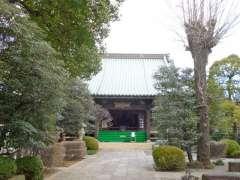 西澄寺本堂