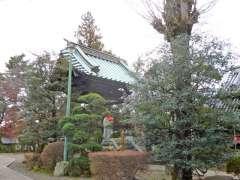 西澄寺鐘楼