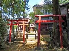 北澤八幡神社境内社