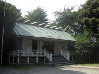 深沢神社拝殿