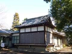 船橋神明神社神楽殿
