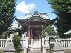 八幡山八幡社