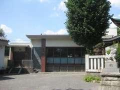 八幡山八幡社社務所