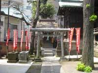 境内社清姫稲荷神社