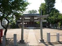 鎌田天神社鳥居