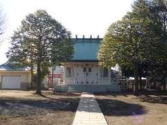 上祖師谷神明社