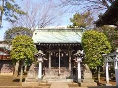 砧三峯神社