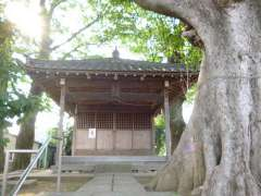 喜多見須賀神社