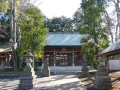 給田六所神社