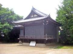 中町天祖神社神楽殿