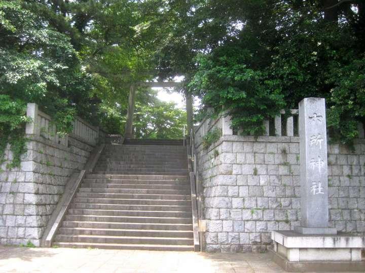 「野毛六所神社(東京都世田谷区野毛2-14-2)」の画像検索結果