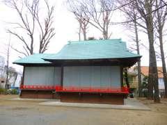 野沢稲荷神社神楽殿