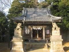 宇佐神社拝殿