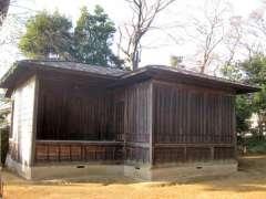 宇佐神社神楽殿