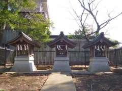 宇山稲荷神社境内社
