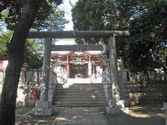 瀬田玉川神社鳥居