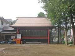 久富稲荷神社神楽殿