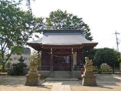 宇奈根氷川神社