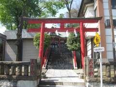福寿稲荷神社鳥居
