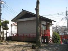 福寿稲荷神社神楽殿