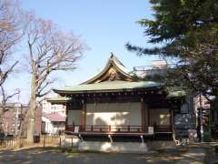 用賀神社神楽殿